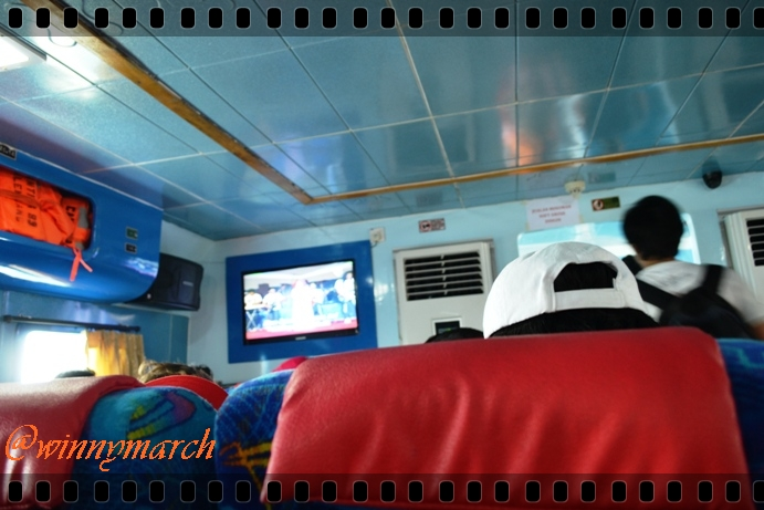 perahu express ke Karimun Jawa