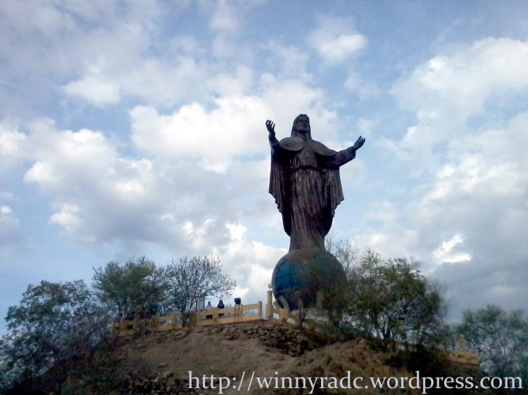 Cristo Rei Puncak Fatucama