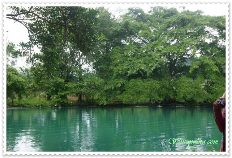 Danau Linting Sumatera Utara