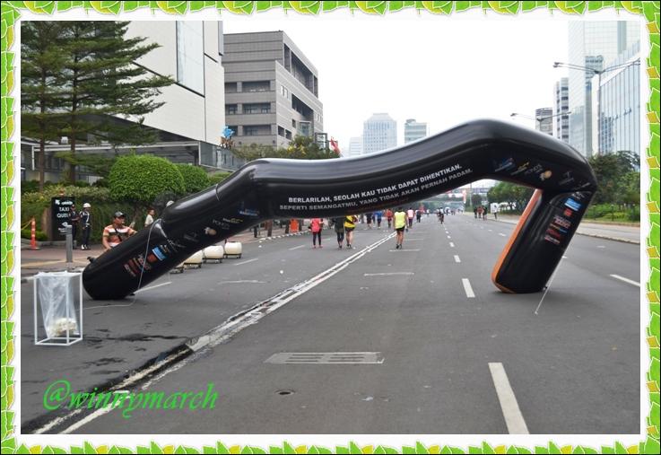 Jakarta Marathon Indonesia