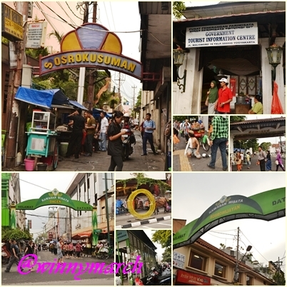 Area Malioboro Yogyakarta