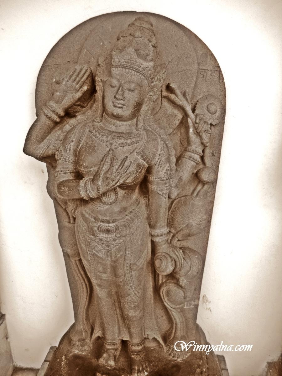 Koleksi Patung di Museum Nasional