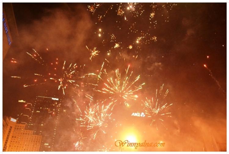 New Year 2014 in Jakarta