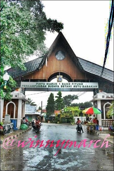 Betawi culture Village Jakarta