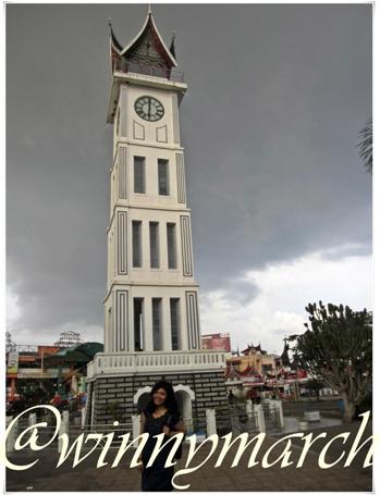 Jam Gadang Bukittinggi