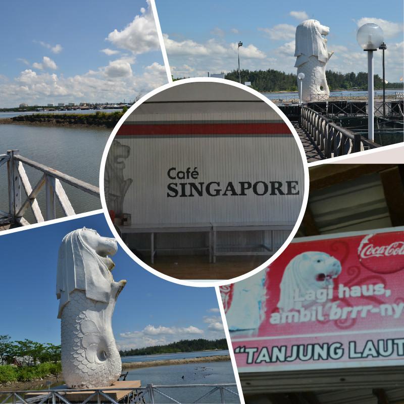 cafe singapore, bontang