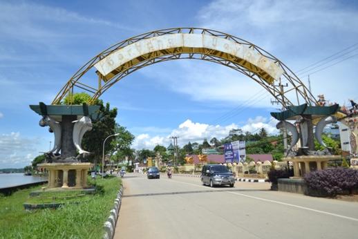 gerbang raja