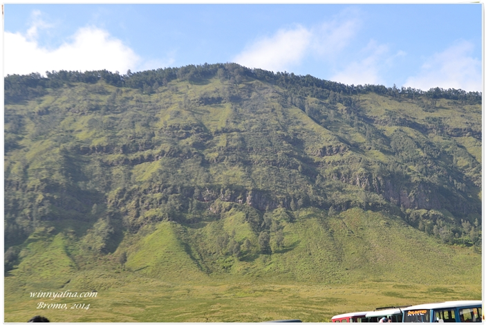 Gunung Telletubbies Bromo