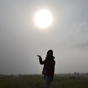 Bromo in the morning