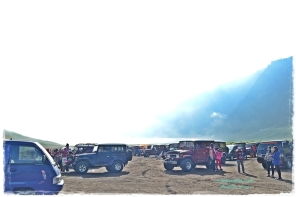 Gunung Teletubbies Bromo Semeru Tengger National Park