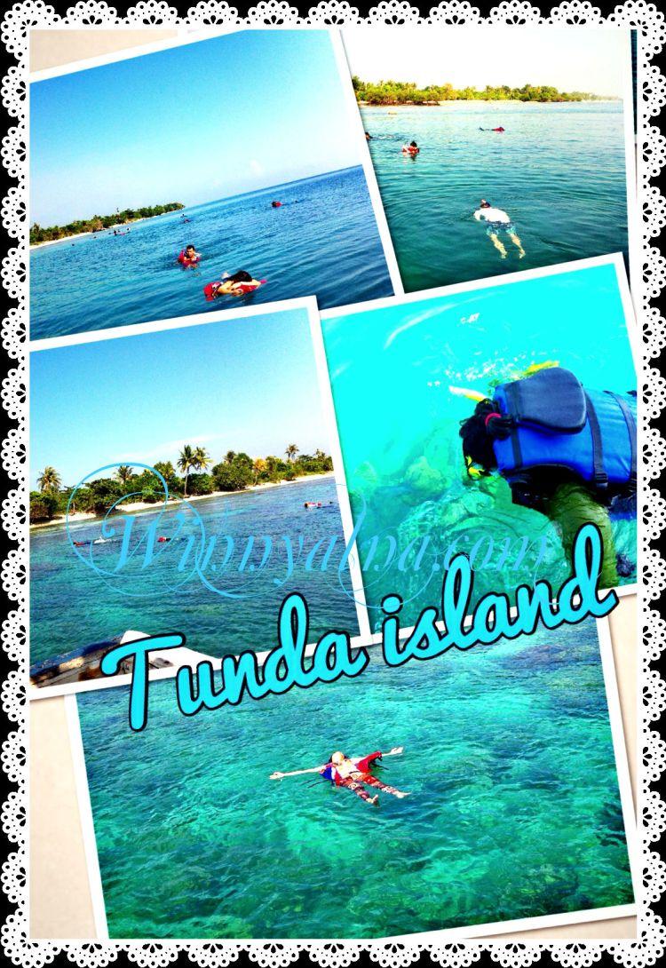holiday in tunda island