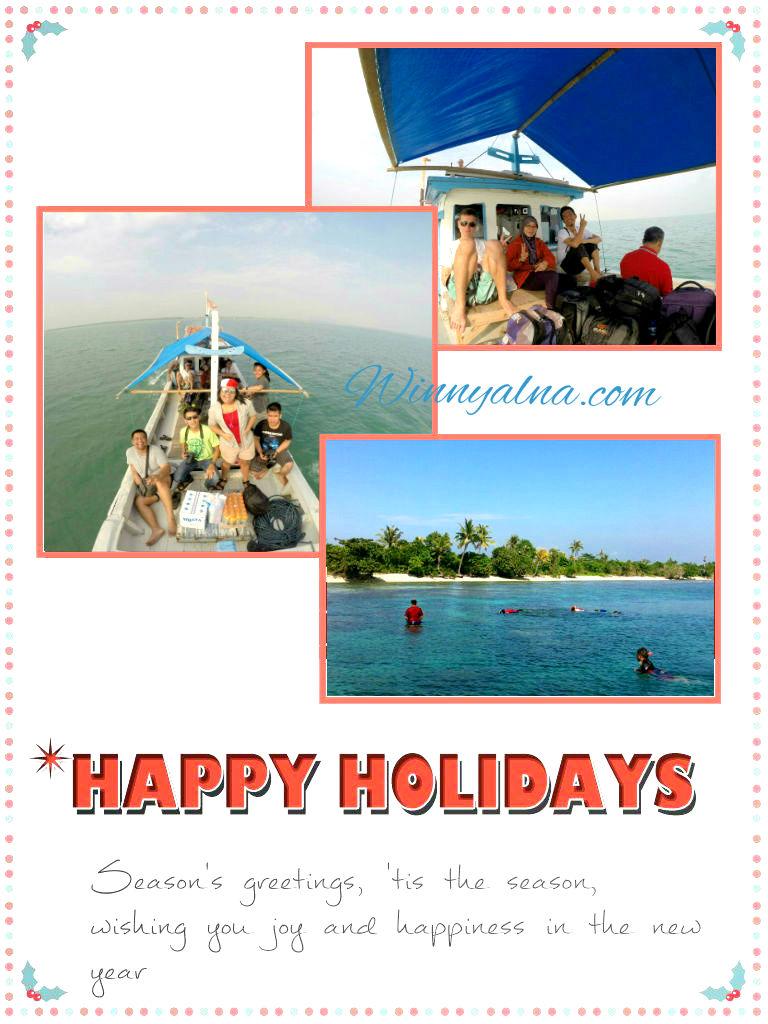liburan di pulau tunda