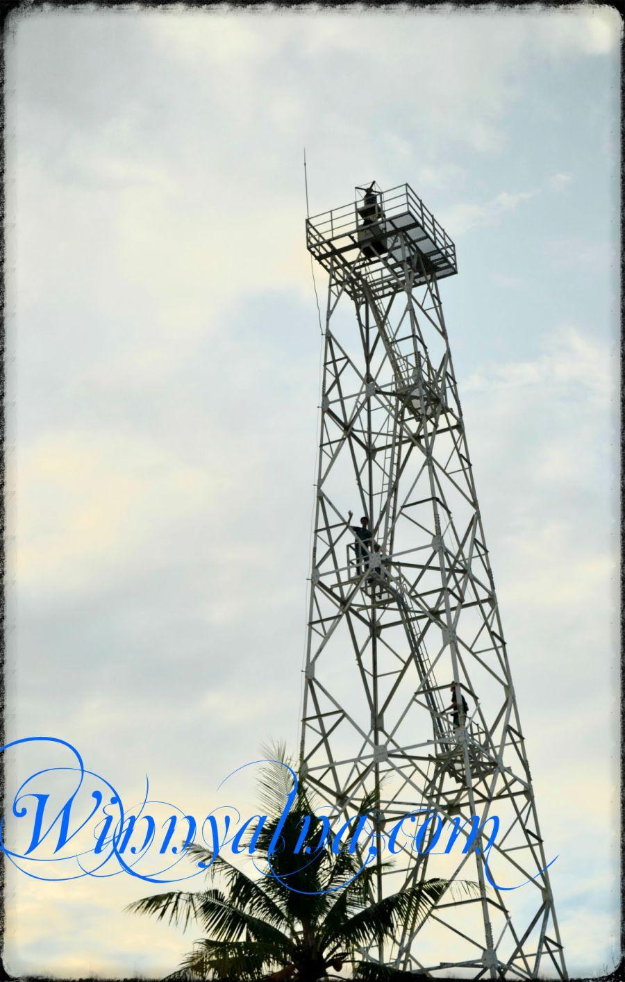 Menara Pulau Tunda