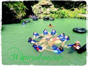 Cave Tubing di Goa Pindul