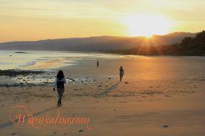 Sunset Kupang