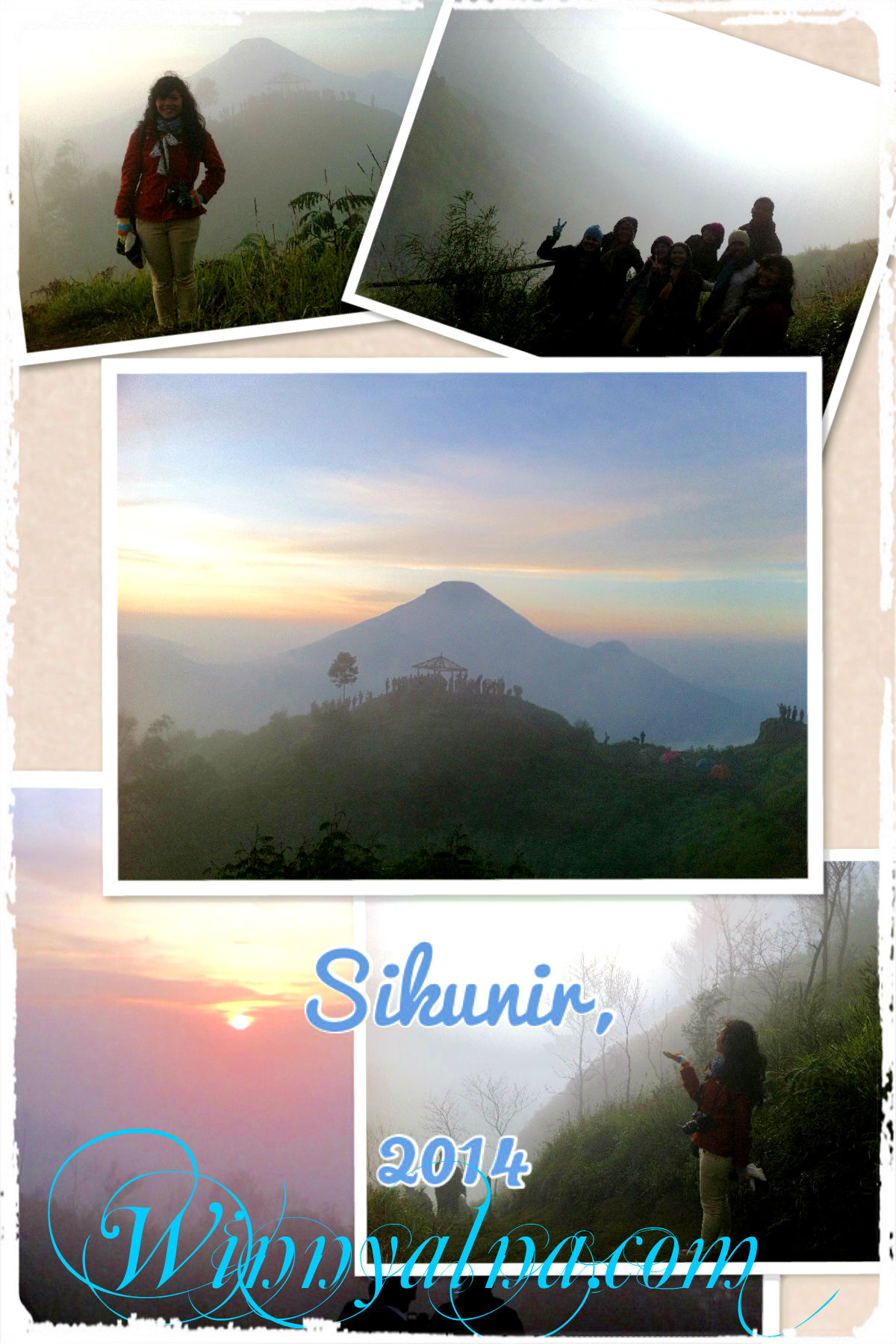 View Sunrise Sikunir