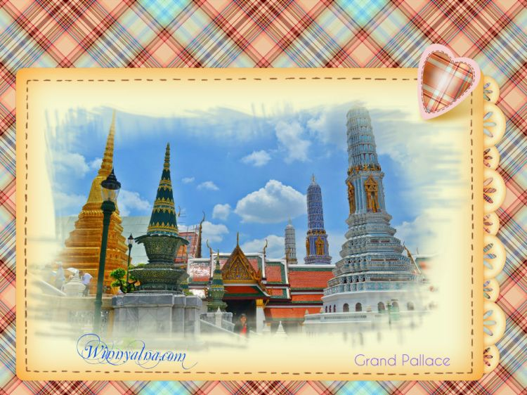 grand pallace thaialnd