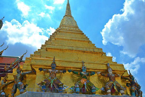 grand pallace thailand