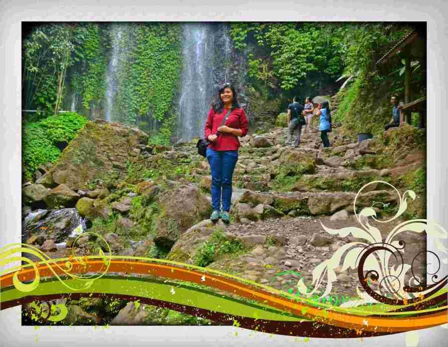 waterfall jumog