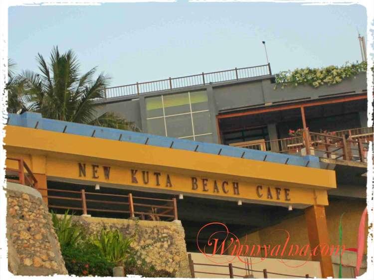 kuta beach cafe