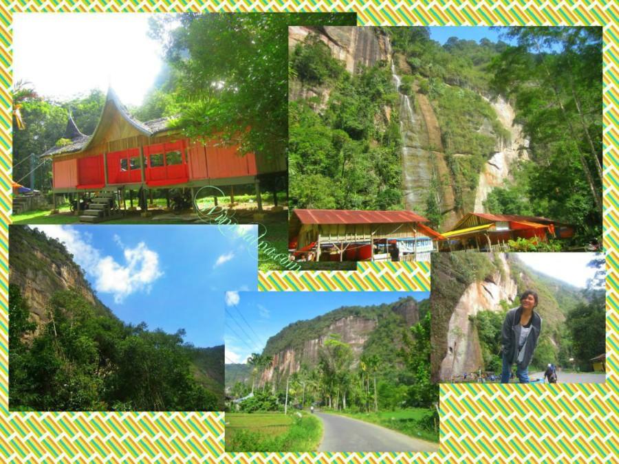 Obyek wisata lembah harau