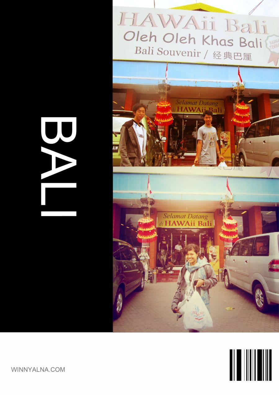 Oleh-oleh khas Bali