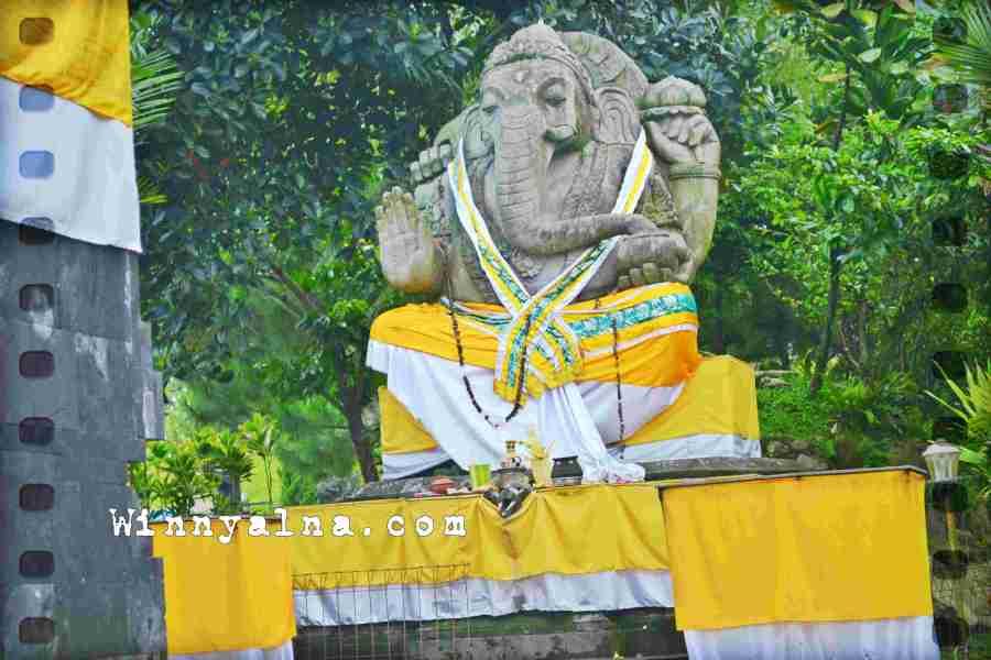 Patung Ganesha