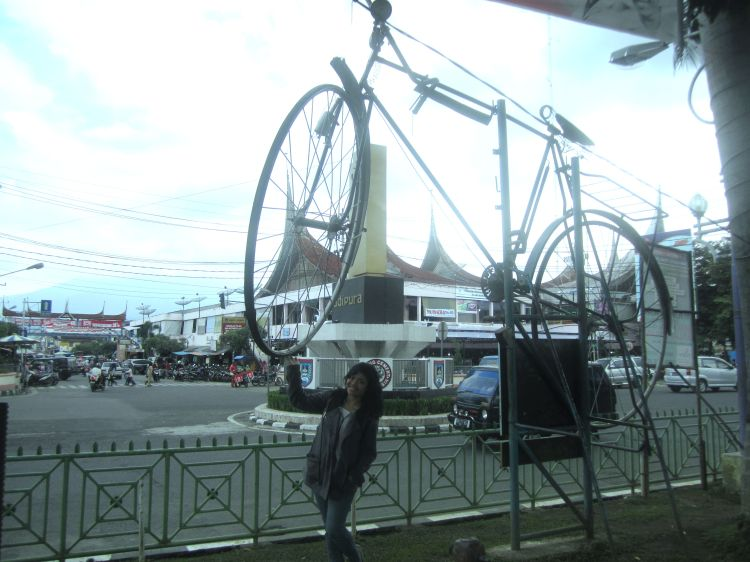 "Icon Payakumbuh ""sepeda"""