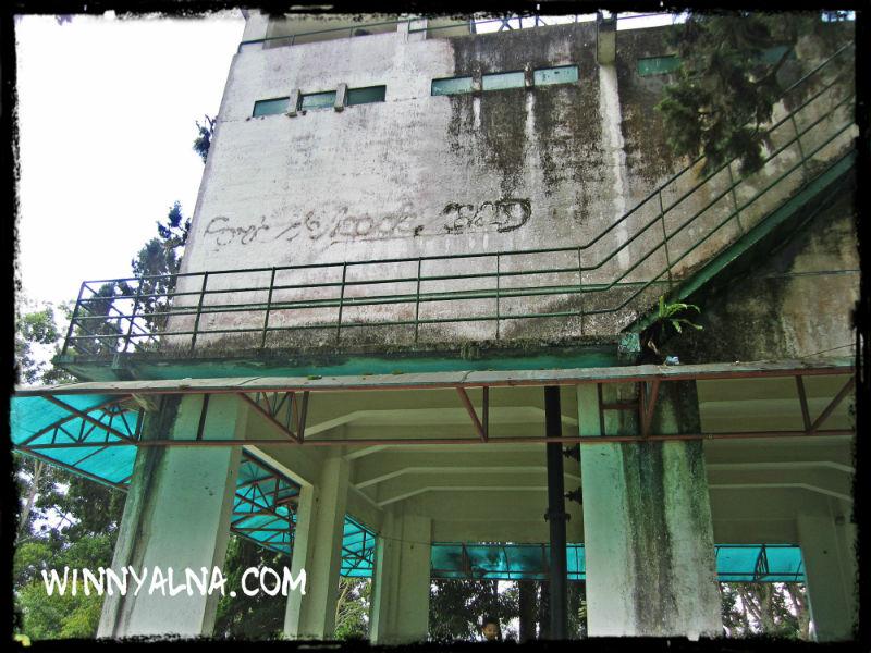 Benteng Fort De Kock Bukittingi