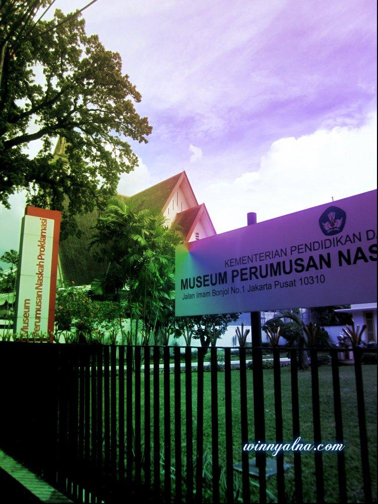 Museum Perumusan Naskah Proklamasi Jakarta