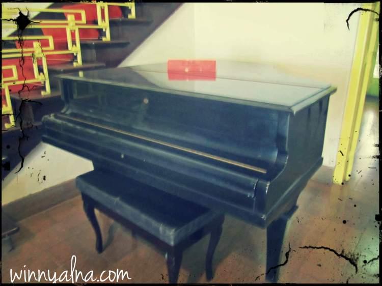 piano tempat penandantangan naskah proklamasi