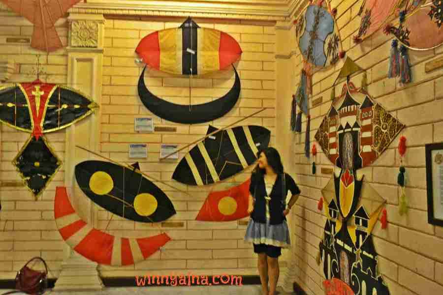 tour museum layang layang indonesia
