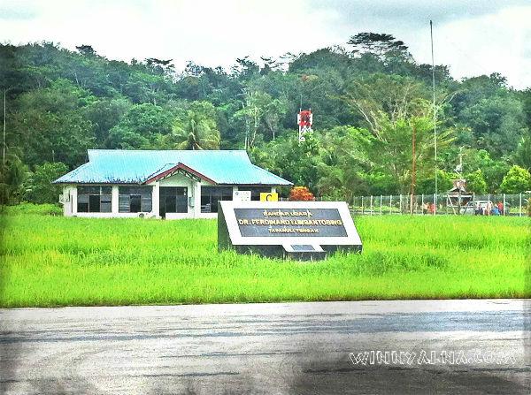 Bandar Udara Dr. Ferdinand Lumban Tobing
