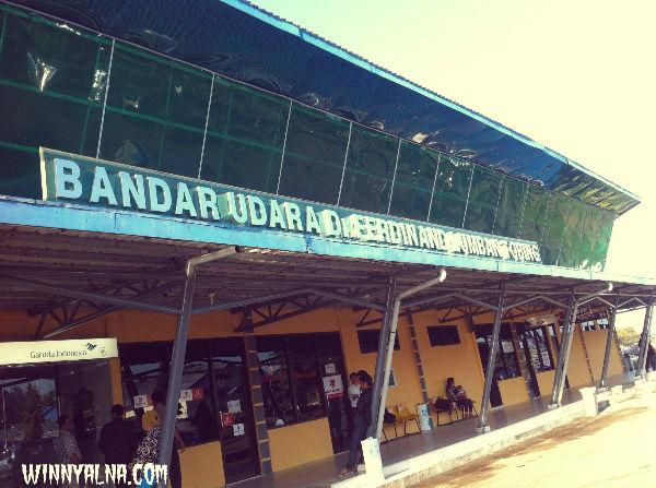 Bandara Ferdinand Lumban Tobing