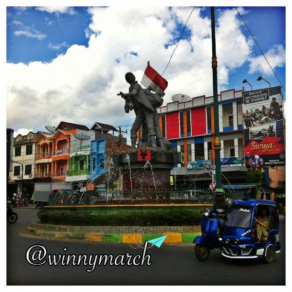 Tugu Siborang