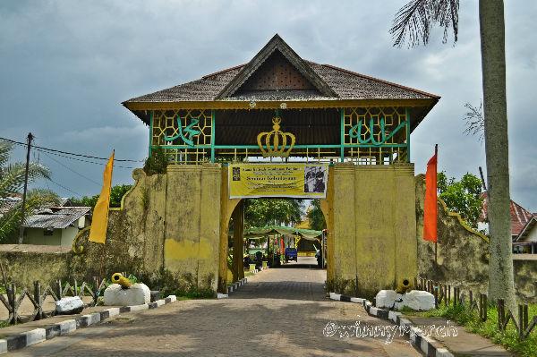 istana kadriah
