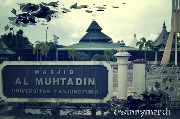 Masjid Almuhtadin Pontianak
