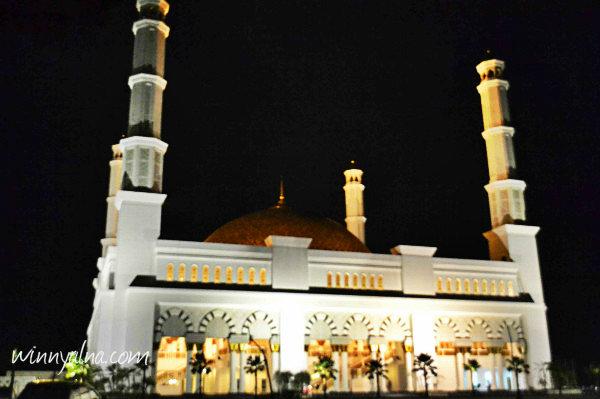 Masjid Raya Mujahidin Pontianak Kalimantan Barat