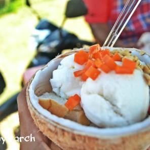 es krim kelapa Thailand