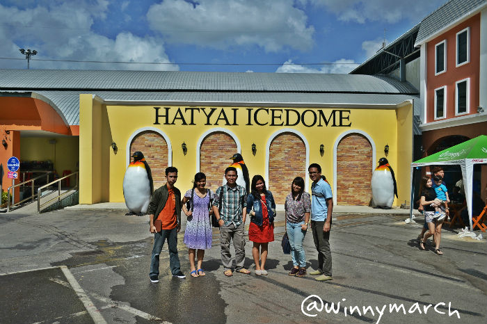 hat yai ice dome