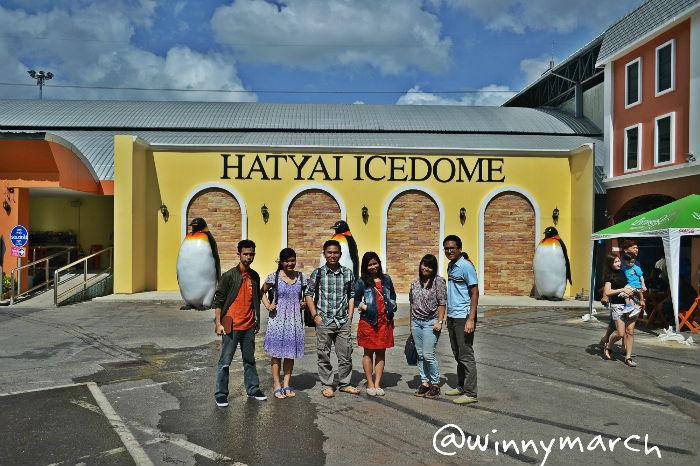 hat yai ice dome