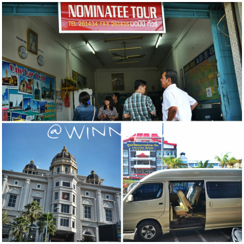 One day Tour Hatyai