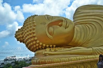Sleeping Buddha Hatyai