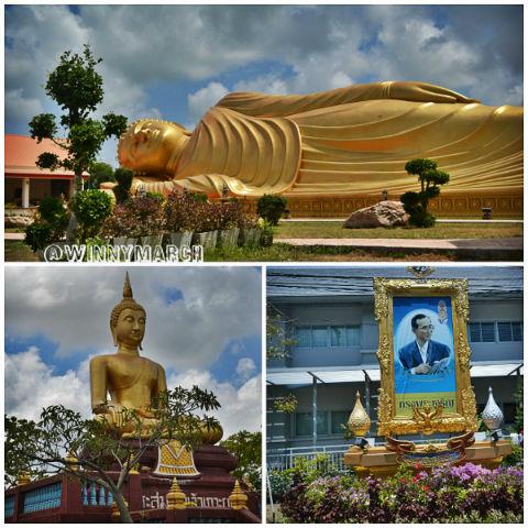 Wat Hat Yai Nai Temple of The Reclining Buddha