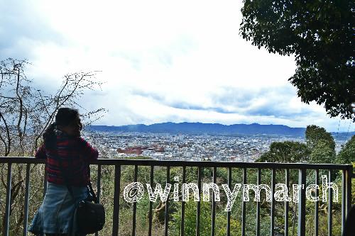 fushimi inari mountain
