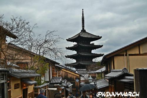 Houkanji temple