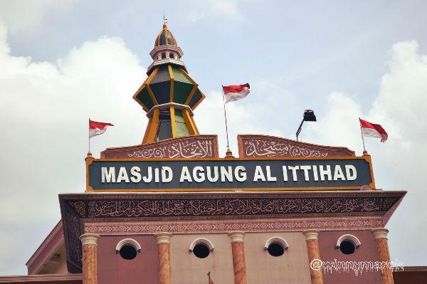 Masjid Agung Attihad