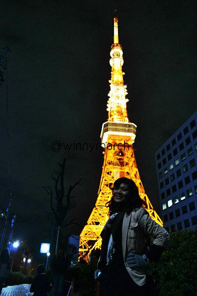 tokyo tower jepang