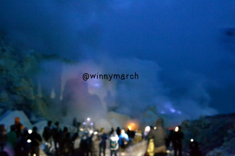 Blue Fire Ijen