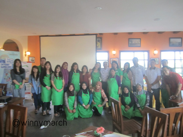 food lovers meet up di Signora pasta
